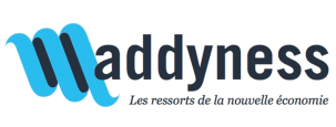 logo maddyness top 5 blogs