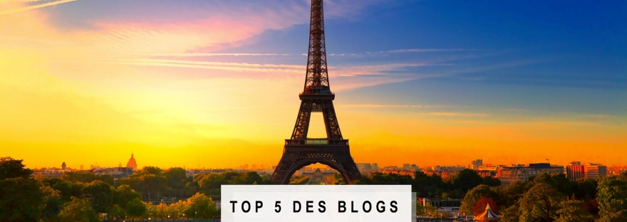TOP 5 blogs entreprenariat