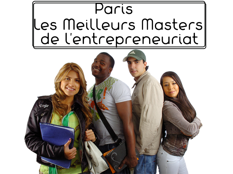 top master paris entreprenariat
